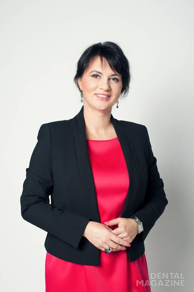 Ангелина Шам, к. пс. н., бизнес-тренер, мотивационный спикер, автор учебных семинаров для стоматологов.
