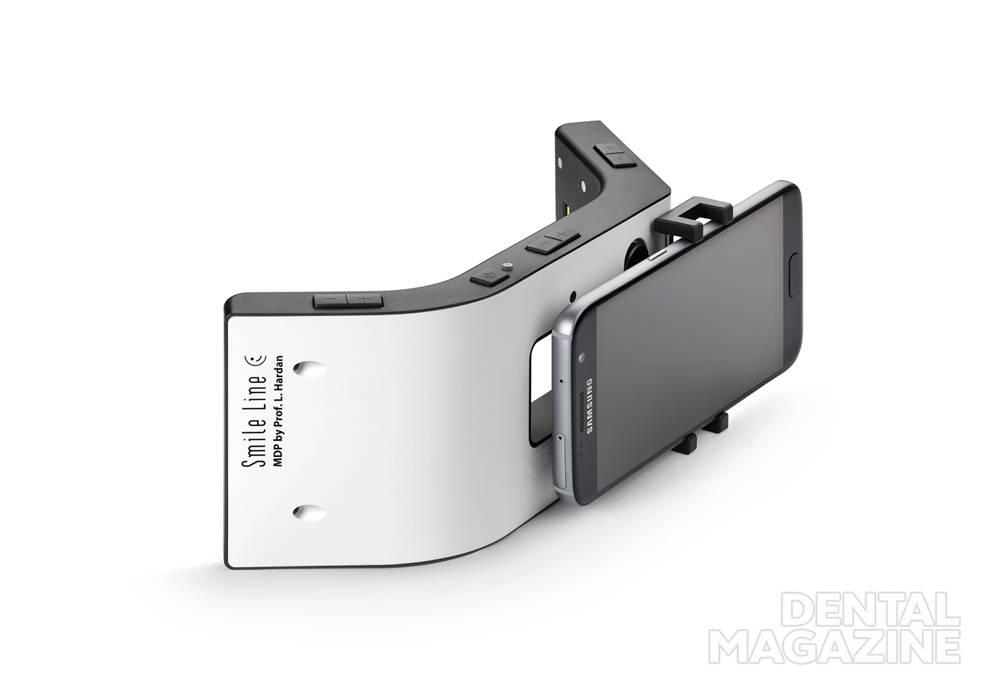 Мобильная дентальная фотография Smile Lite MDP от профессора Луиса Хардана